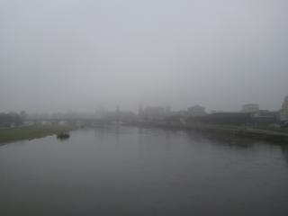 Es ist November in Dresden