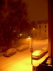 Immernoch Schnee